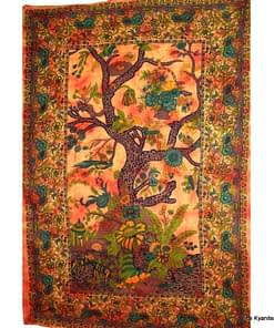 sm tapestry floral tree