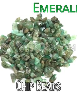 Emerald Chip Beads Kyanite King Beads