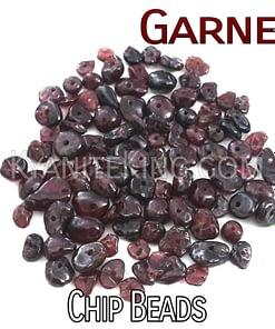 Garnet Chip Beads Stonebeads Kyanite king