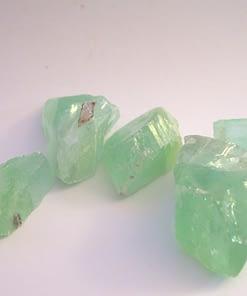 Emerald Calcite Specimens Kyanite King Minerals