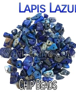 lapis lazuli chip 100-1