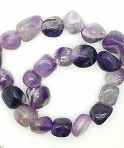 Amethyst Nugget Beads Kyanite King