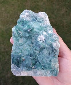 Fluorite Crystal Cluster