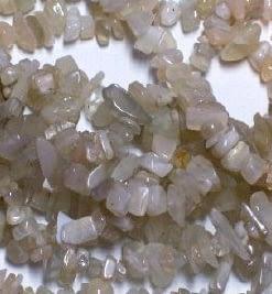 white moonstone chip group