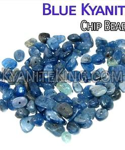 Blue Kyanite Chip beads Kyanite King Beads